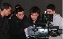 中视百纳公司拍摄团队