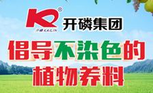 """【中视百纳案例】开磷集团登陆CCTV-1、CCTV-13黄金时间  敢说""""不染色""""领跑肥料行业"""